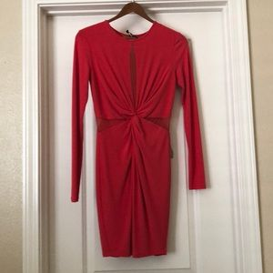 Long sleeve Marciano dress